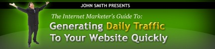 Thumbnail How To Generate Traffic To Your Website Daily