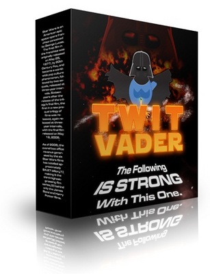 Product picture Twit Vader Software