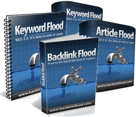 Product picture Backlink Flood & Keyword Flood Package