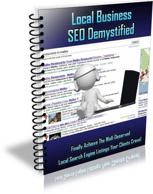 Product picture Local Business SEO Demystified