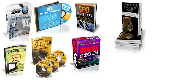 Product picture 7 MRR Package Rank For SEO Ebook